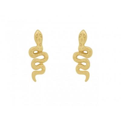 Mini Snake Earring