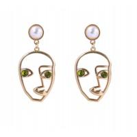 Boncuk Earrings