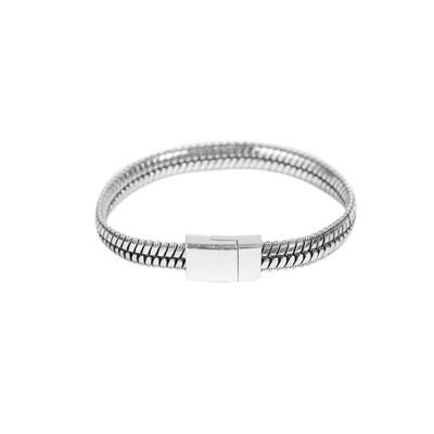 Silver Thin Bracelet